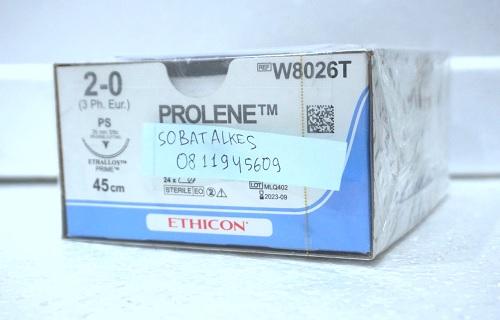Prolene 2-0 W8025T
