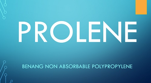 1-Prolene