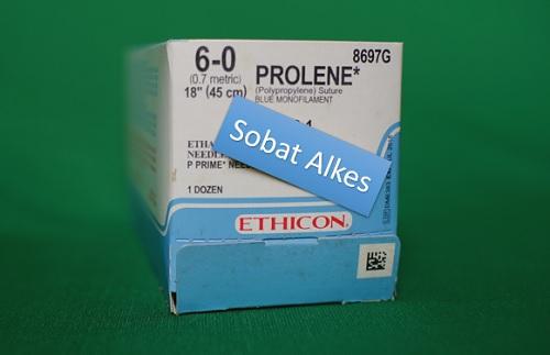8697G Prolene 6-0