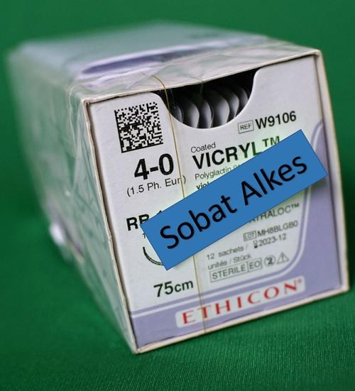 Vicryl 4-0 W9106