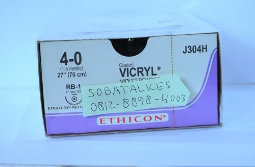 Vicryl 4.0 J304H