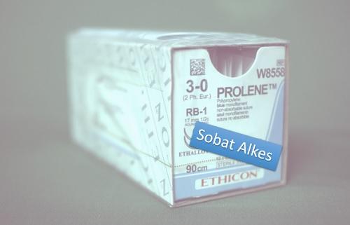 W8558 Prolene 3-0