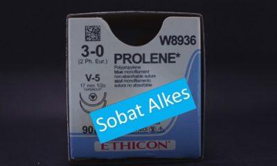 Prolene 3-0 W8936