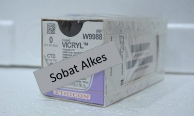 Vicryl 0 W9988