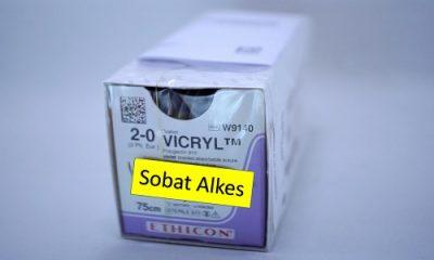Vicryl 2-0 W9140