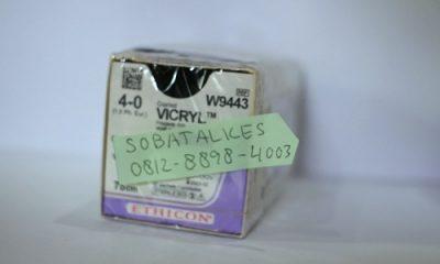 Vicryl 4-0 W9443